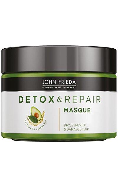 Detoks Etkili Onarıcı Ve Besleyici Bakım Maskesi - Detox & Repair Masque 250 Ml