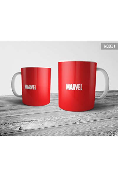 Marvel Kupa Bardak Modelleri