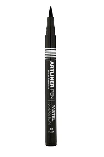 Siyah Kalem Eyeliner - Profashion Artliner Pen No 01 Black 8690644010538