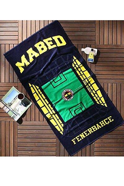 Fenerbahçe Orjinal Mabed Plaj Havlusu 75x150
