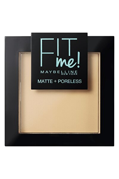 Pudra - Fit Me Matte+Poreless 110 Porcelain 3600531526337