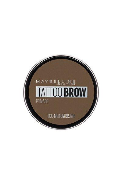 Kaş Pomadı - New York Tattoo Brow No:03 Medium Brown 3600531516734