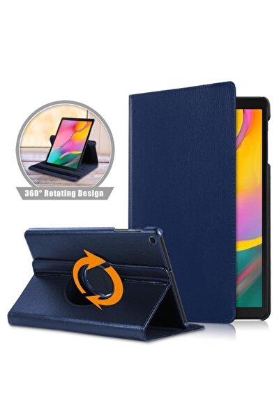 "Samsung Galaxy Tab A Sm-t510/t515/t517 10.1"" Kılıf 360 Derece Dönebilen Standlı Akıllı Kapak"