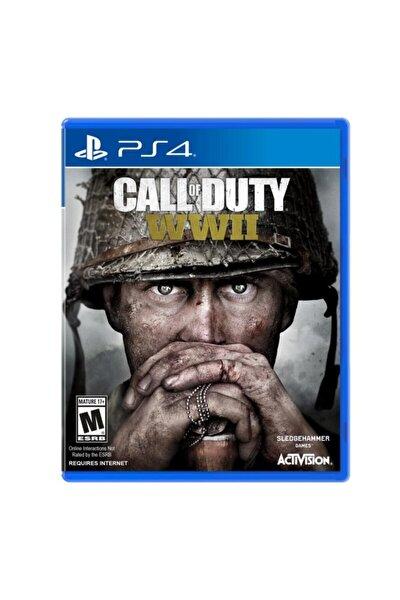 Ps4 Call Of Duty Ww2  Oyun