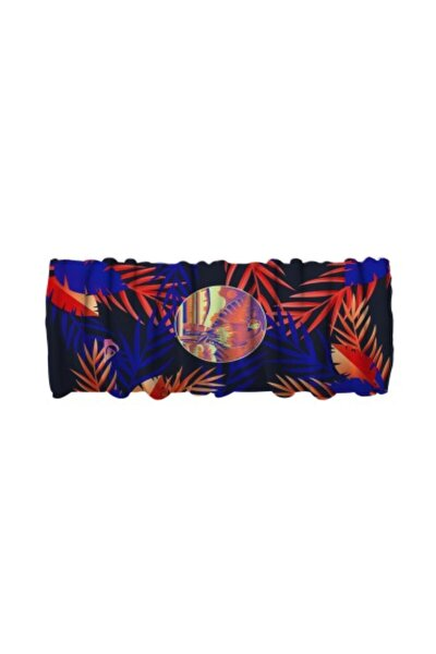 Unisex Lacivert Everyday Headwear Bandana