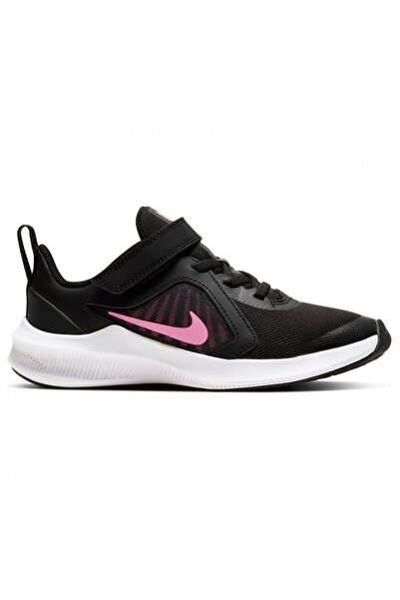 Kız Çocuk Siyah Spor Ayakkabı Cj2067-002 Downshıfter