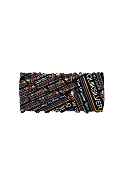 Unısex Siyah Everyday Headwear Bandana