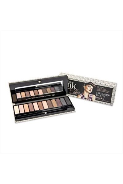 Eyeshadow Palette Smoky 12li