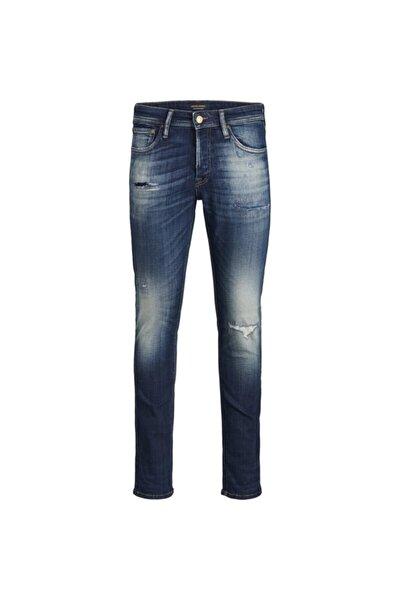 Jack Jones Glenn Model Dar Kesim Erkek Kot Pantolon 12156676