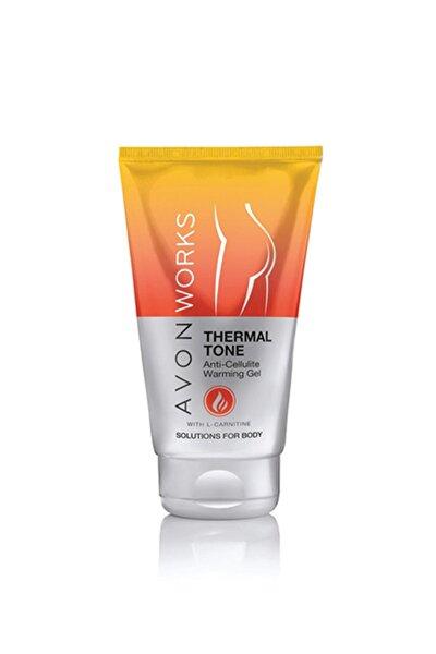 8953 Works Termal Tone Anti-cellulite Warming Gel 150 Ml