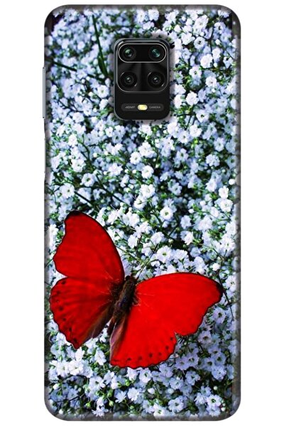 Xiaomi Redmi Note 9 Pro Kılıf Silikon Baskılı Desenli Arka Kapak
