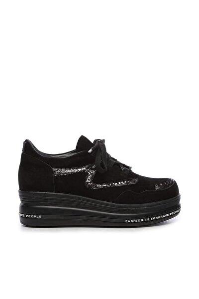 Kadın Derı Sneakers & Spor Ayakkabı 744 20491 BN AYK SK19-20