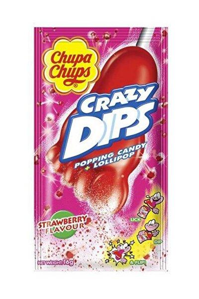 Crazy Dips Çilek 16 gr