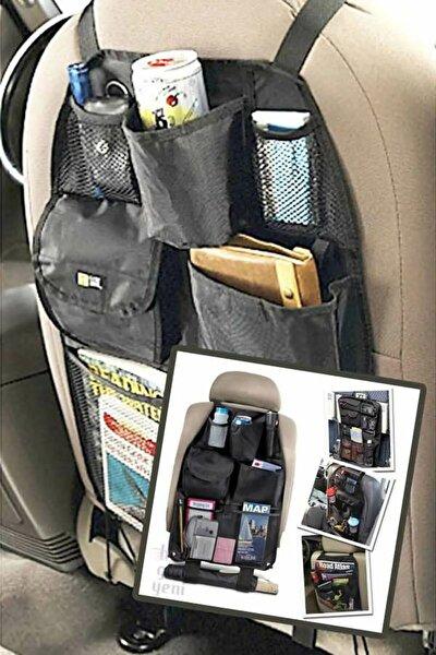 Araba Koltuk Arkası Organizer Ceplik Araç Eşya Düzenleyici Cep