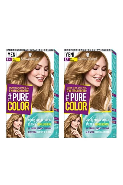Pure Color 8-4 Bal Badem X2