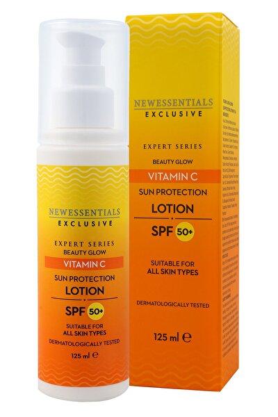 Vitamin C Leke Karşıtı Güneş Koruyucu Losyon Spf 50+