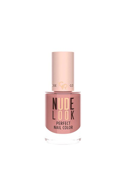 Oje - Nude Look Perfect Nail Color No:04 Coral Nude 8691190967390