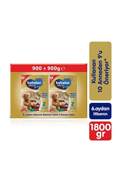 Gold 2 Çocuk Devam Sütü 1800 Gr (900 Gr + 900 Gr)