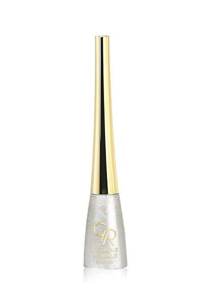 Gümüş Renk Eyeliner - Extreme Sparkle Eyeliner No: 101 8691190001018