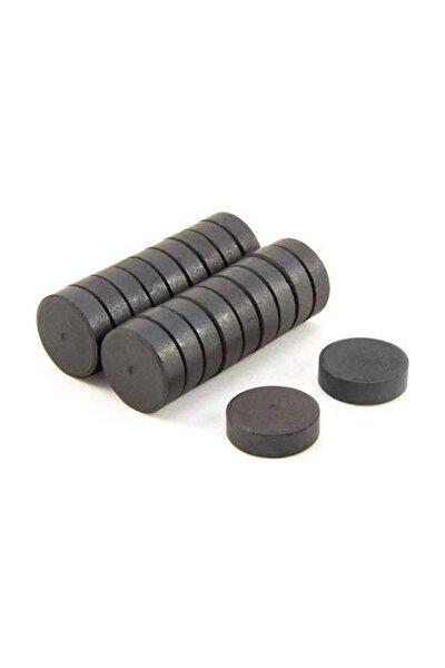 Mıknatıs Siyah Minik 12 Şerit Miktarı : 50 Adet