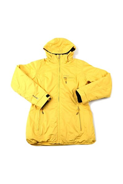Kadın Sarı Scarlett Kayak Montu