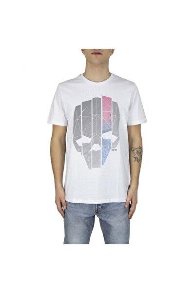 Erkek Beyaz T-shirt 12148557