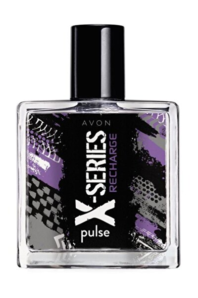 XSeries Recharge Edt 50 ml Erkek Parfümü 8681298915041