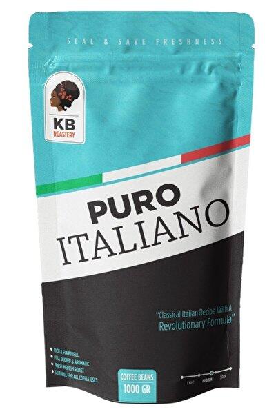 Puro Italiano - 1 Kg - Çekirdek Kahve -