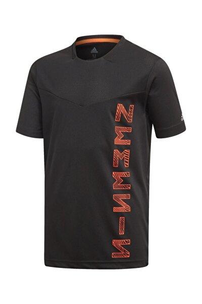 Unisex Çocuk Siyah Tişört