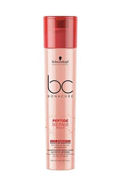 Bc Peptide Acil Kurtarma Derin Besleyici Şampuan 250 ml