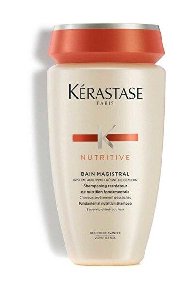 Nemlendirici Şampuan - Nutritive Bain Magistral 250 ml 3474636382408