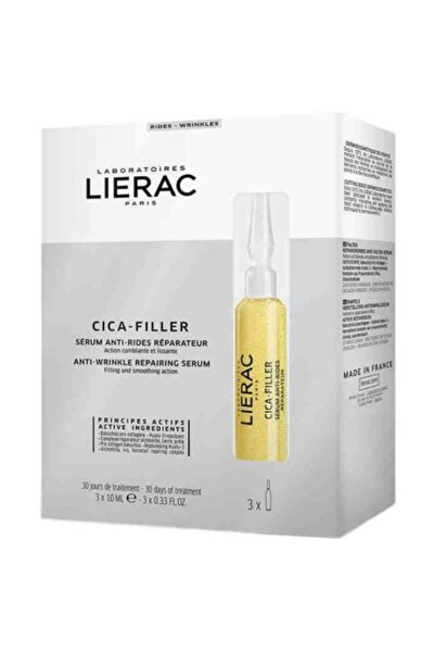 Cica-Filler Anti-Wrinkle Repairing Serum 3x10 ml
