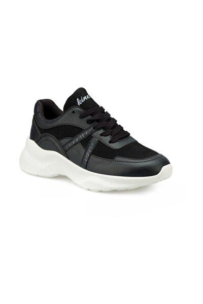 Kadın Siyah Ayew Sneaker Ayakkabı