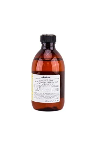 Alchemic Altın Sarısı Saçlar Için Şampuan 280ml