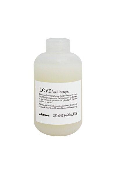 Love Curl Dalgalı Saçlar Için Bakım Şampuanı 250 ml