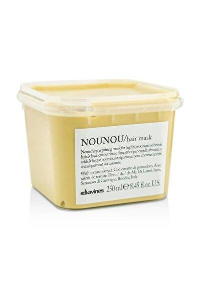 Nounou Besleyici Ve Koruyucu Bakım Maskesi 250 ml