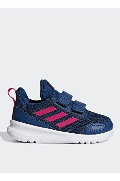 Kız Bebek Lacivert Spor Ayakkabı - Cg6808
