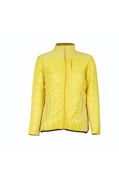 Kadın Sarı Woman Jacket Mont 262106 Nvy 262106