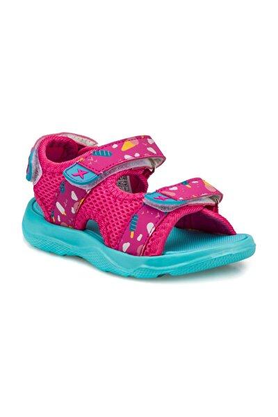 Kız Çocuk Fuşya Sandalet