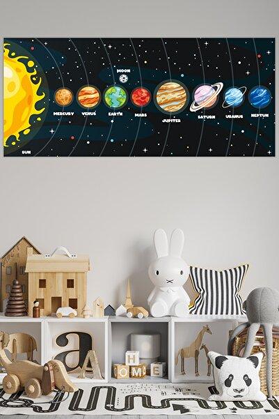Güneş Sistemi Gezegenler Model 5