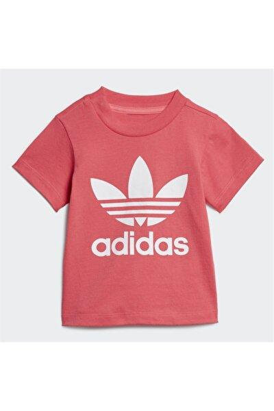 Kız  Çocuk Pembe Tişört
