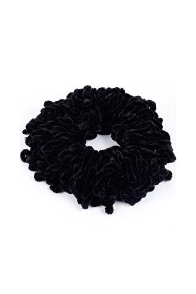 Siyah Topuz Tokası 2'li