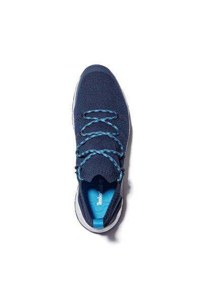 Erkek Lacivert Wave Sneaker
