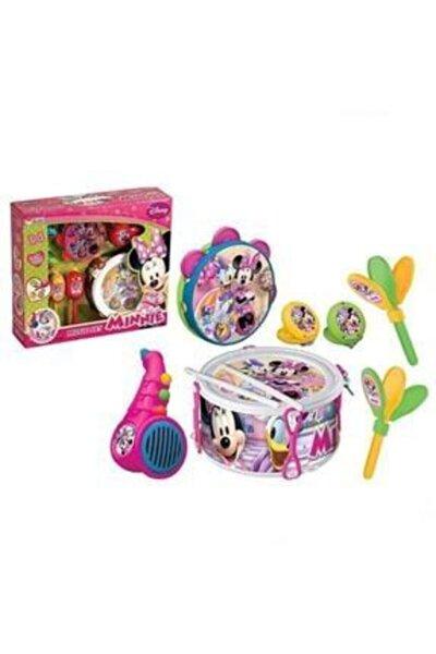 Minnie Mouse Dede Kutulu Müzik Seti