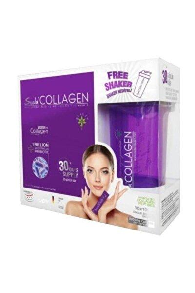 Collagen + Probiotic 30 X 10 G Saşe Karpuz Aromalı Aylık Paket