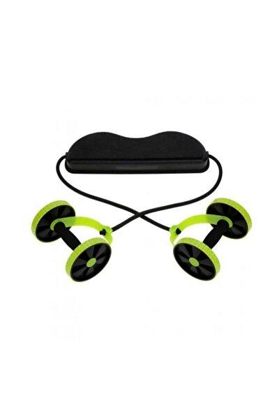 Revoflex Multiflex Tekerlekli Egzersiz Spor Aleti Mekik Sehpası