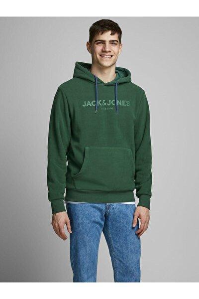 JORNEUBY SWEAT HOOD Yeşil Erkek Sweatshirt 101057576