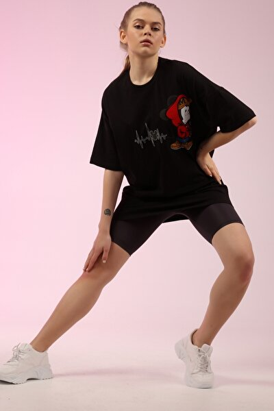 Mickey Mouse Oversize Tshirt