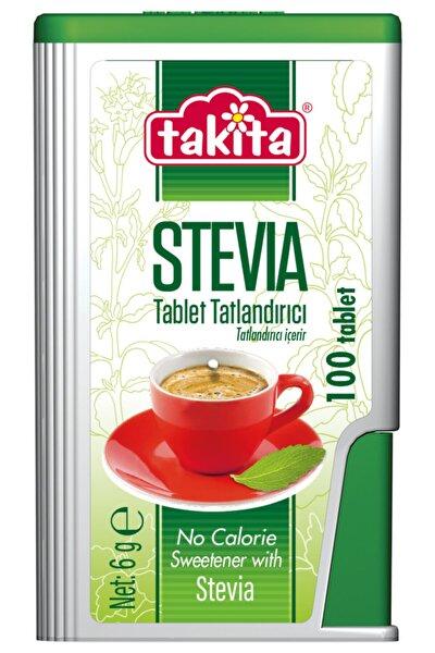 Stevia Tablet Tatlandırıcı 100 Tablet