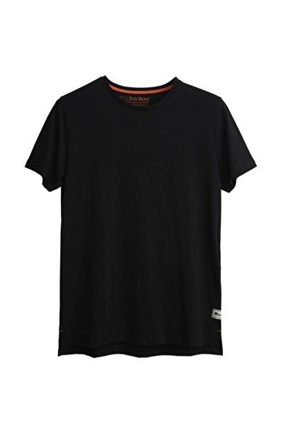 Erkek Siyah T-Shirt 21.01.07.034